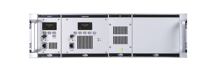 Aviation FM and AM Communications products from Jotron